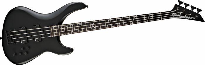 jackson concert bass