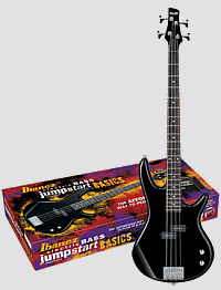 Ibanez IJSB90 Electric Bass Jumpstart Pack - Click For Larger Image