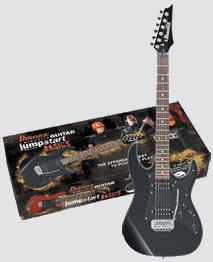 Ibanez IJX20 Electric Guitar Jumpstart Package - Click For Larger Image
