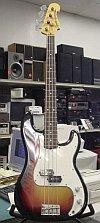 1983 Squier Precision Bass