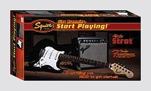 Fender Affinity Special Strat and Frontman 15G Amp Value Pack - Click For Larger Image